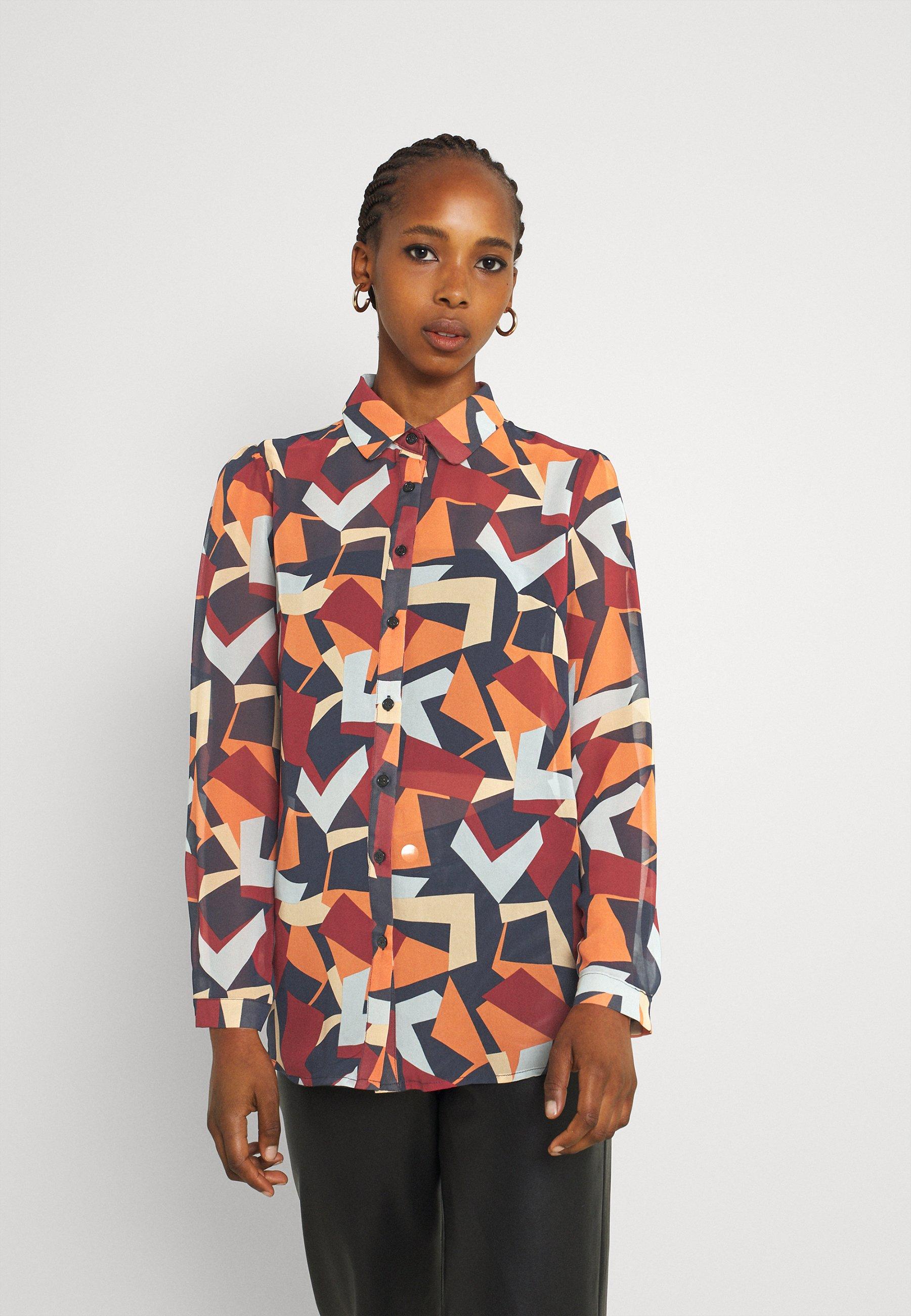 Women YOUNG LADIES SHIRT - Button-down blouse