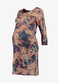 LOVE2WAIT - DRESS PAISLEY - Jerseyjurk - dessin - 4