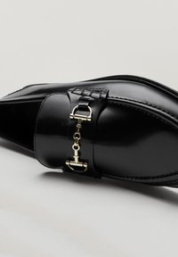 Massimo Dutti - Slip-ons - black - 7