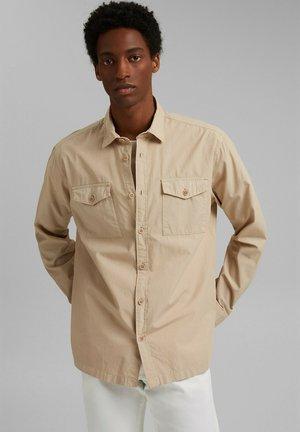Shirt - light beige