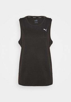 RUN FAVORITE TANK  - Camiseta de deporte - black
