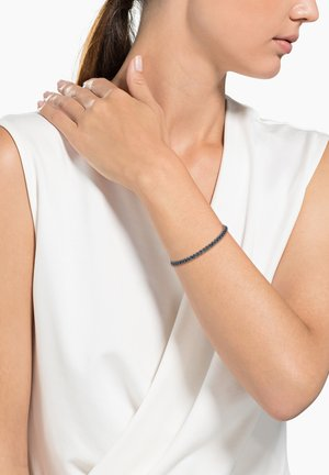 TENNIS BRACELET - Armband - black