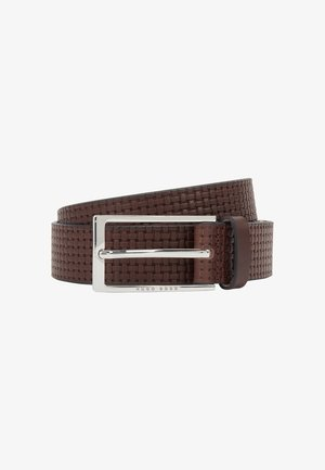 CARMELLO - Belt - dark brown
