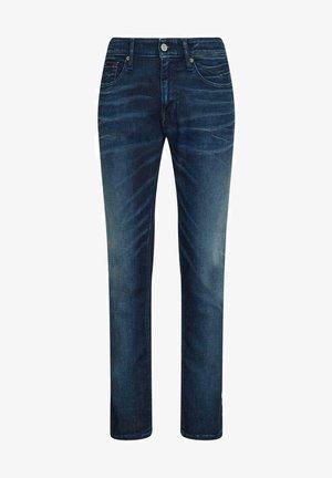 SCANTON - Straight leg jeans - blue denim
