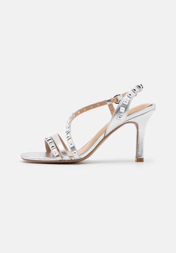 Sandaler - silver