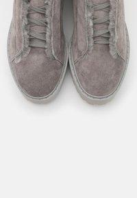Kennel + Schmenger - HIKE - Boots à talons - stone/grau - 5