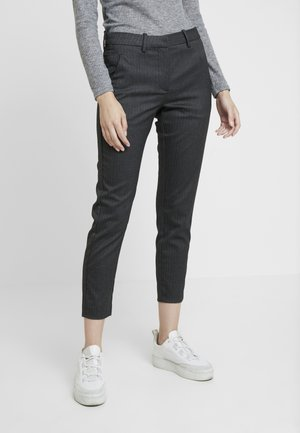 KYLIE COPPED - Trousers - grey abolone
