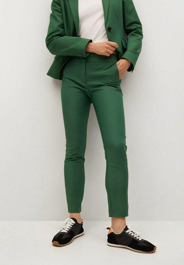 COFI - Trousers - dark green