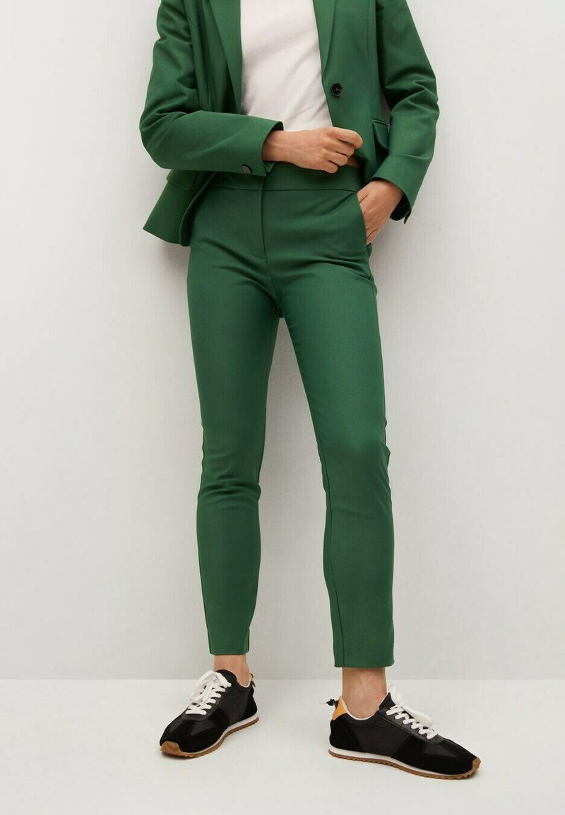 Mango - COFI - Pantalon classique - dark green