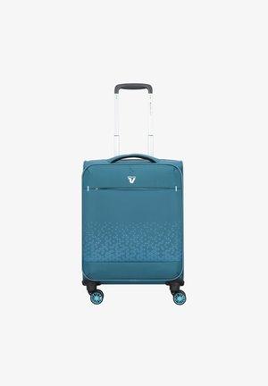 CROSSLITE 4-ROLLEN  - Wheeled suitcase - petrolio