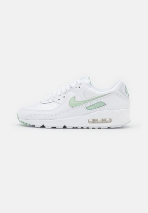 AIR MAX 90 - Sneakers basse - white/pistachio frost