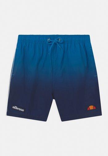 LECHE SWIM - Swimming shorts - blue