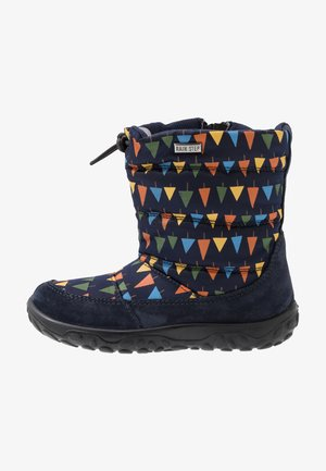 POZNURR - Snowboots  - blau