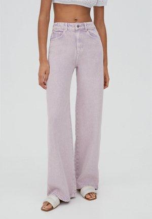 Jeans baggy - purple