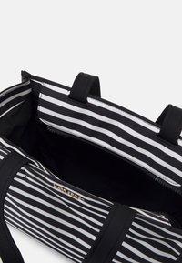 kate spade new york - MEDIUM TOTE - Tote bag - black/clotted cream - 2