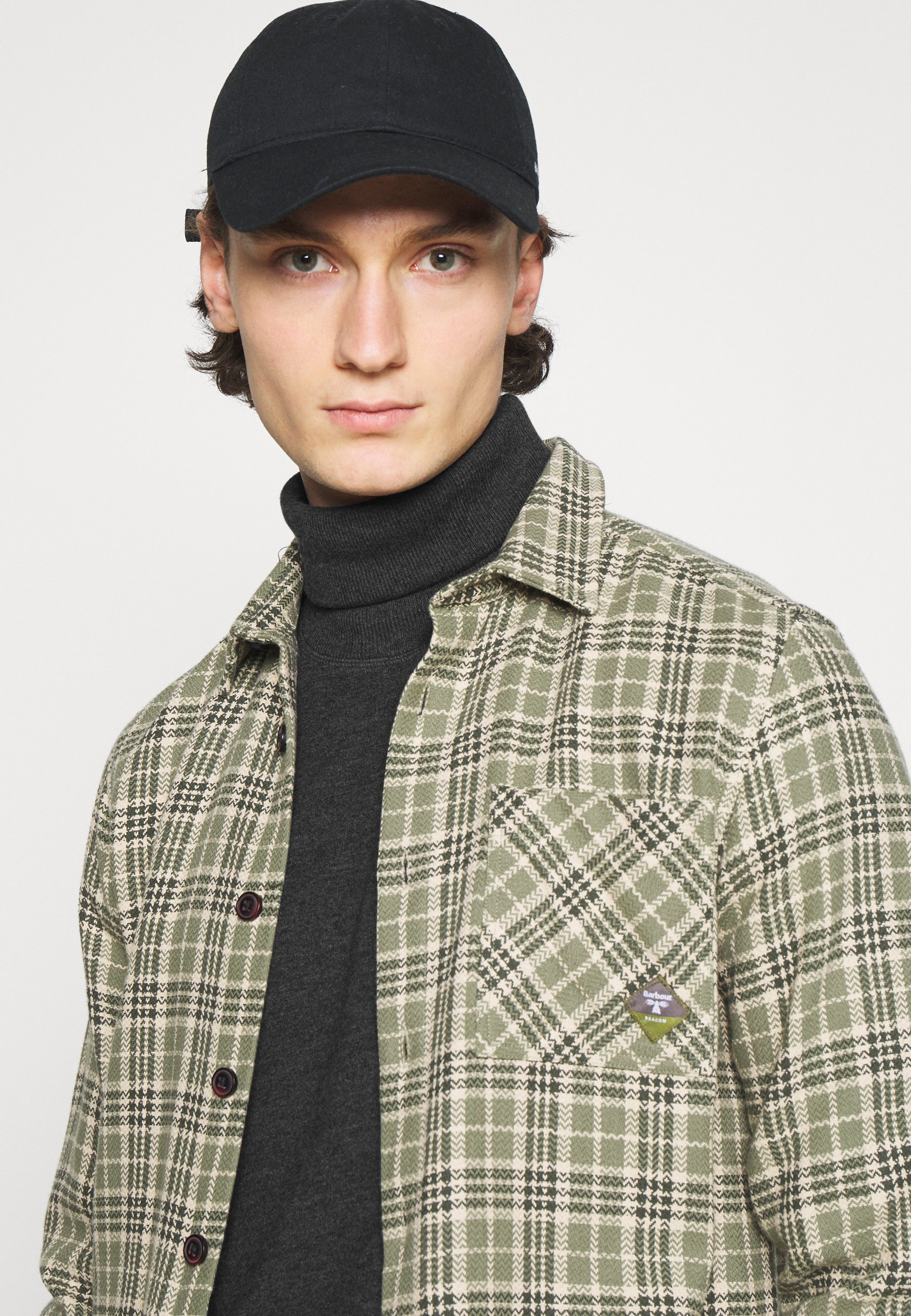 Homme TAB ROLL - Pullover