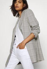 Mos Mosh - ASHLEY JEANS - Slim fit jeans - white - 3