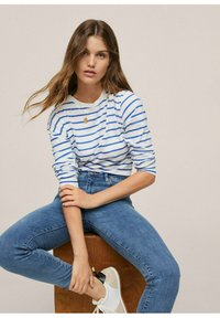 Mango - Jeans Skinny Fit - medium blue - 1