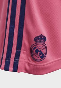 adidas Performance - REAL MADRID AWAY AEROREADY SHORTS - Sports shorts - pink - 8