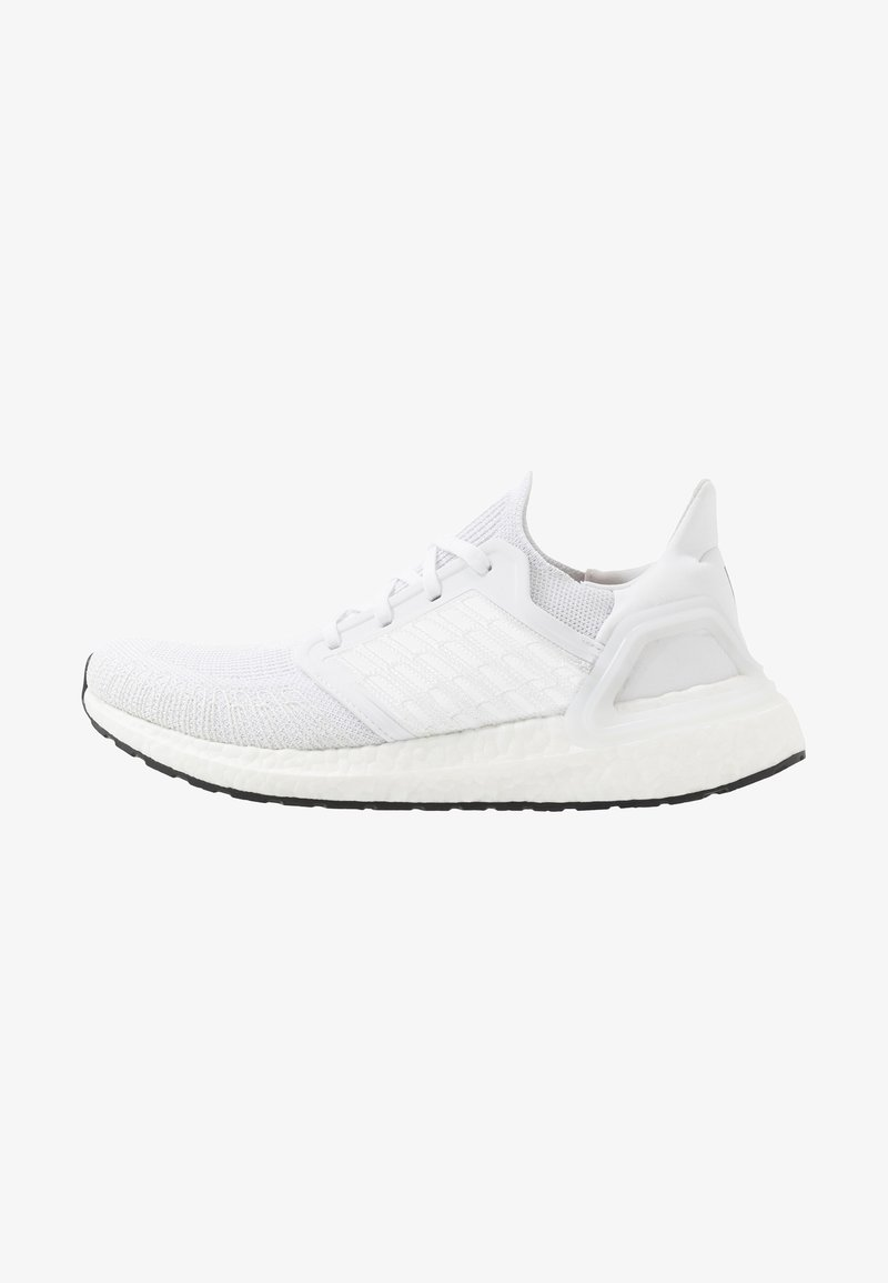 adidas Performance - ULTRABOOST 20 PRIMEKNIT RUNNING SHOES - Obuwie do biegania treningowe - footwear white/core black