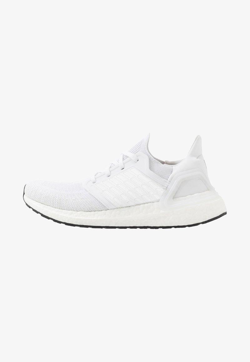 adidas Performance - ULTRABOOST 20 PRIMEKNIT RUNNING SHOES - Zapatillas de running neutras - footwear white/core black