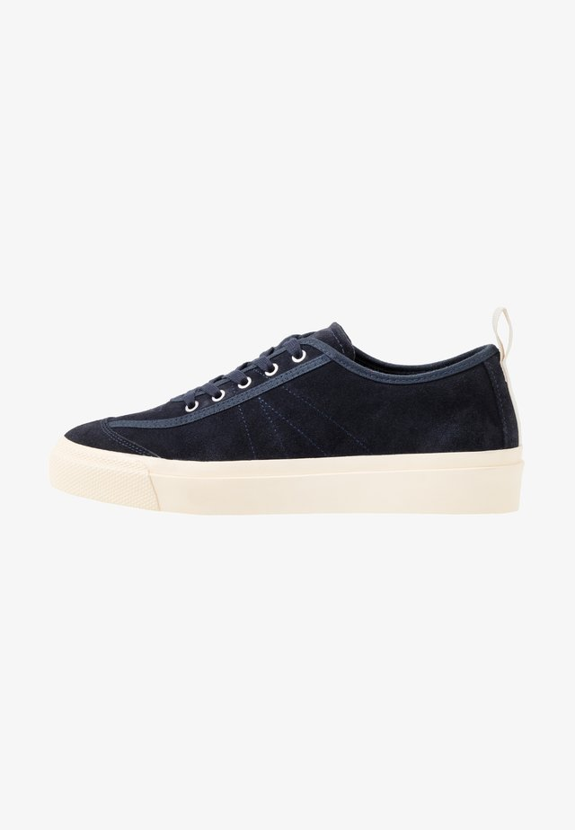 NUMBER ONE - Sneakers laag - navy