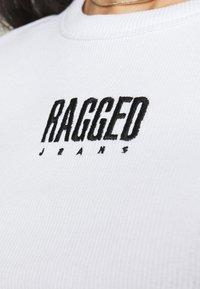 The Ragged Priest - CLOUT TEE - Print T-shirt - white - 4