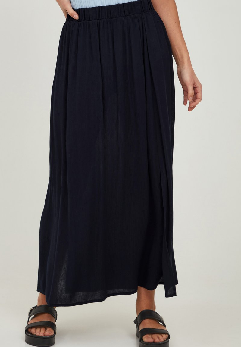 ICHI - IHMARRAKECH - Pleated skirt - new total eclipse