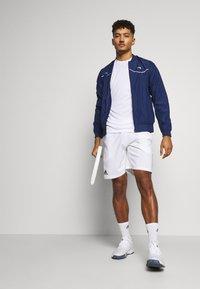 Diadora - TEAM - Camiseta estampada - optical white - 1