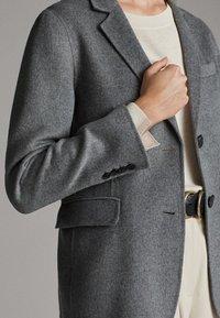 Massimo Dutti - Blazer - gray - 4
