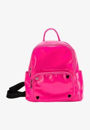 Rucksack - neon pink