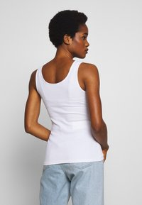 Pieces - PCKITTE TANK - Top - bright white - 2