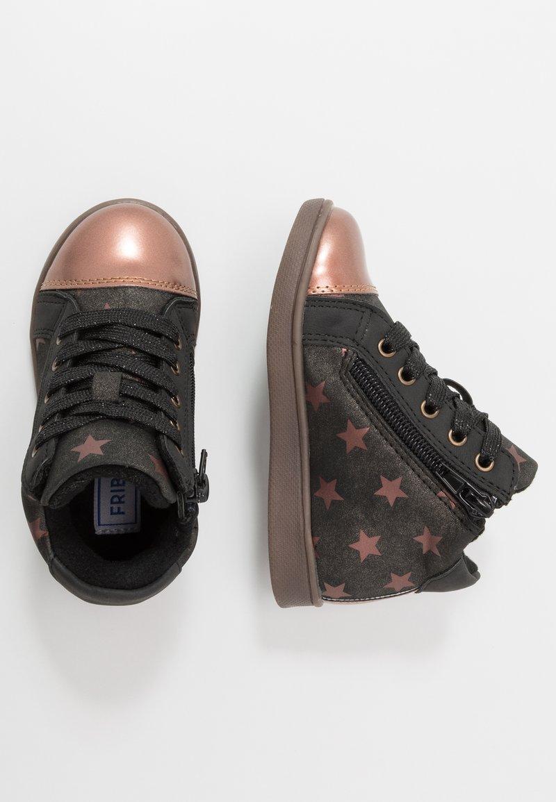 Friboo - Sneakers hoog - black