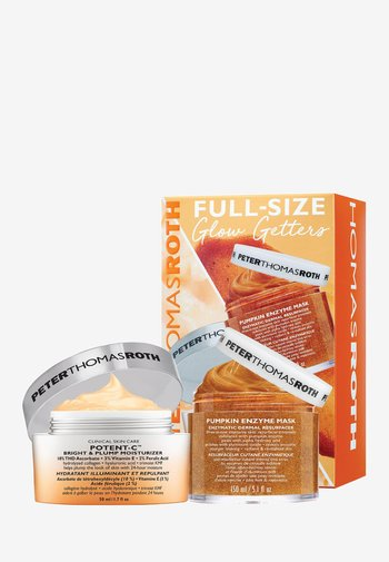 FULL-SIZE GLOW-GETTERS - Skincare set - -