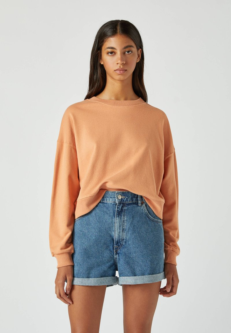 PULL&BEAR - Sweatshirt - orange