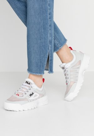DISRUPTOR RUN  - Trainers - white