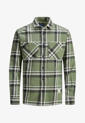 JORFINDER SHIRT - Chemise - sea spray