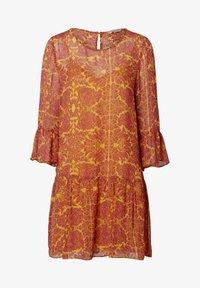 Indiska - MILLIE - Sukienka letnia - yellow - 3