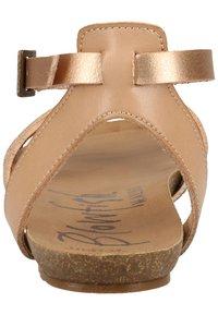 Blowfish Malibu - Ankle cuff sandals - blush/rose gold/amber/blush - 3
