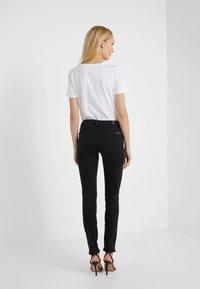 7 for all mankind - PYPER BAIR - Jeans Skinny Fit - black - 2