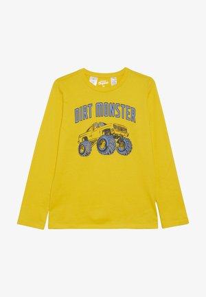 KIDS TEE - Long sleeved top - yellow