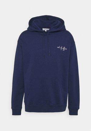 HOODIEOUT OF OFFICE - Sweatshirt - navy
