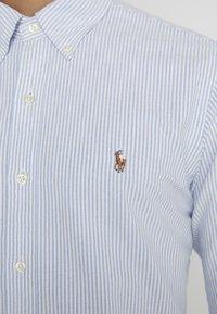 Polo Ralph Lauren - CUSTOM FIT  - Hemd - blue/white - 6