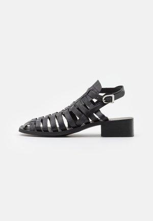 SIBS - Sandals - black