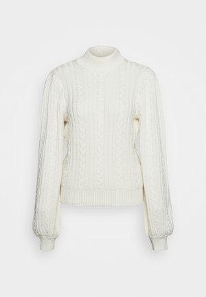 RAWAN TURTLENECK - Jumper - egret