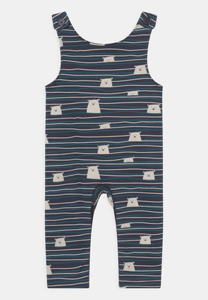 SIMBA BABY OVERALL UNISEX - Jumpsuit - blue