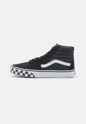 SK8 UNISEX - Sneakersy wysokie - asphalt/true white