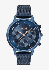 BOSS - Chronograph watch - blue - 0