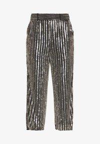 MANÉ - ARGENTO TROUSERS - Trousers - silver - 4