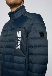 BOSS - BASALT - Down jacket - dark blue - 4